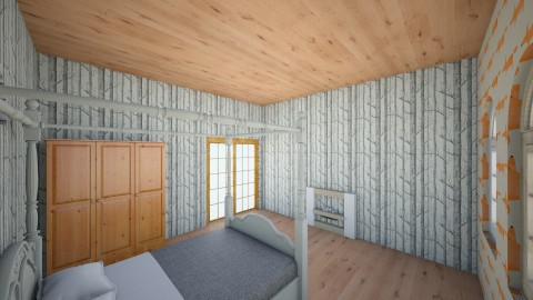 bedroom 1 - by cameronrobertson