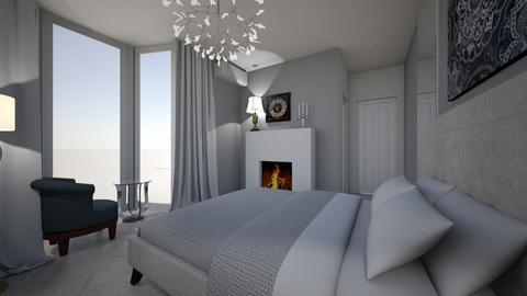 555 - Bedroom - by AzimAmina