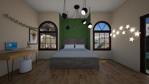 bedroom - by bkrose22