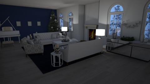 chhhhh - Living room - by leona11