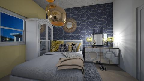 My Bedroom 2 - by P_O_F Interiors