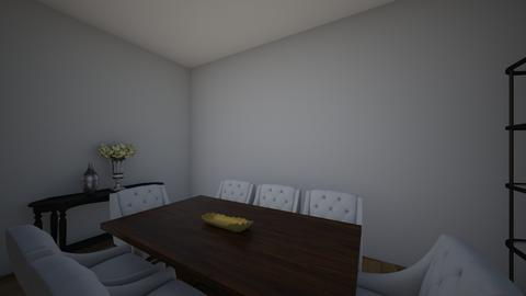 dinning room - by interior1025