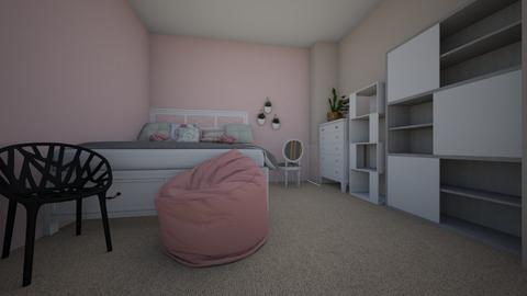 My Room - Modern - Bedroom - by avavanbu