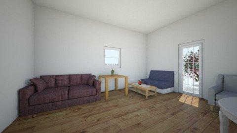 living room - Living room - by Mohamed Zeyada