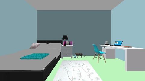 Tag Bedroom - Bedroom - by lmyrmo26