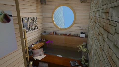 Nakagi Capsule SPA - Bathroom - by valeria79