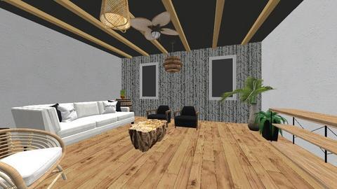 A Take on Urban Jungle - Modern - Living room - by itserickah99