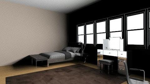 My Bedroom - Bedroom - by Ellakittens6