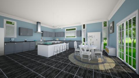 kitchen - Kitchen - by sihana