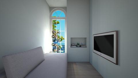 Casa210LivingRoom - Minimal - Living room - by nickynunes