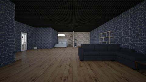 Bedroom With Privite Deck - Modern - Bedroom - by SkyCat