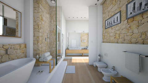 Urban Bath - Bathroom - by Biohome