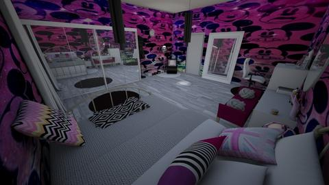 family home 41 - Modern - Bedroom - by Stavroula Chatzina