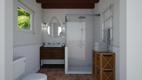 Daves Bathroom Remodel 2 - Bathroom - by rickglassinteriors