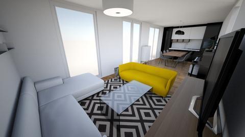 Living room - Minimal - Living room - by Lisha Wang