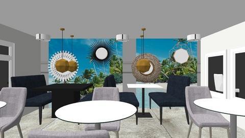 Rumuibekwe bar - Dining room - by Odilz