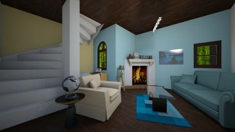 Inspiration Living Room - by Love2Create
