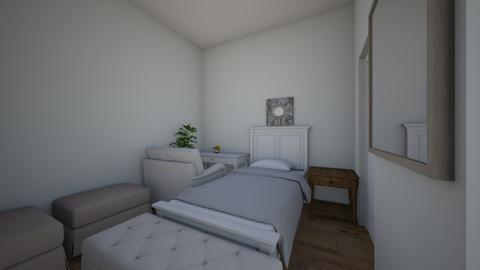 LEFT DESK PLANT - Living room - by Frangelis Colina
