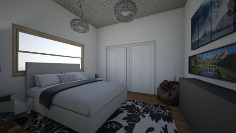 My Bedroom  - Bedroom - by juwairiyyahhhh