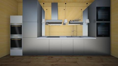 Keuken - Modern - Kitchen - by Gerlinda Scholten