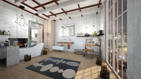 romantic bath - Classic - Bathroom - by lamzoi