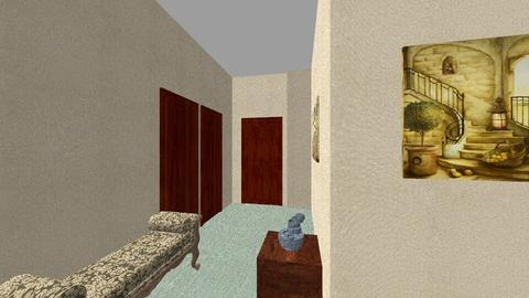 corridor  1 - by amitmore