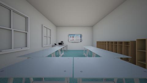 Room Robotics - Minimal - by DaniyarKazInterService