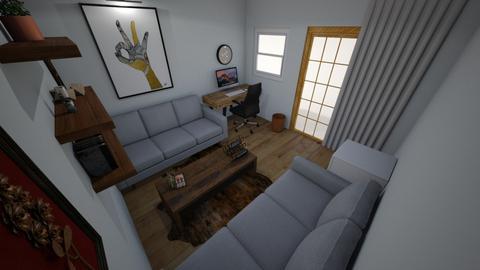 Tuinhuisje 4 - Rustic - Bedroom - by rubenvegte1392