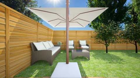 tuin hoek7 - Garden - by smuldersfleur
