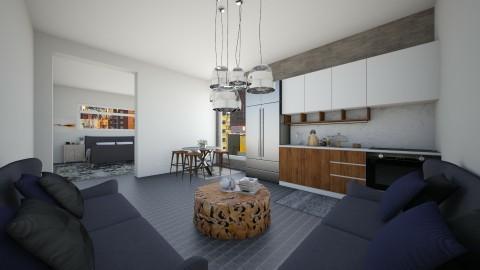 Apartment - by TasiaClarke