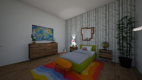 room 1  - Bedroom - by 4599315811