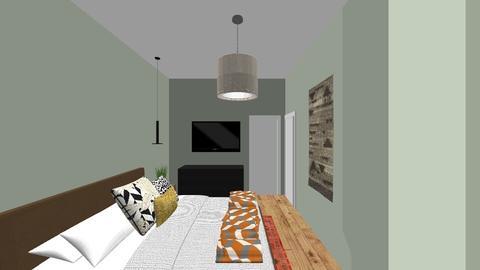 McCarty Master Bedroom - Bedroom - by elizabeth_mccreight