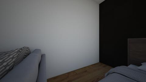 ky - Vintage - Bedroom - by kunadiya10