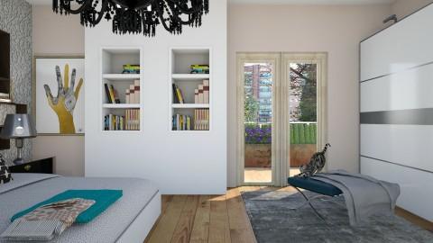 Via Bruno Bruni - Eclectic - Bedroom - by PROGETIM