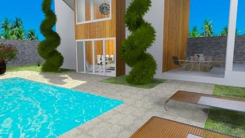 holiday home maldivi - Modern - Garden - by Cejovic Andrijana
