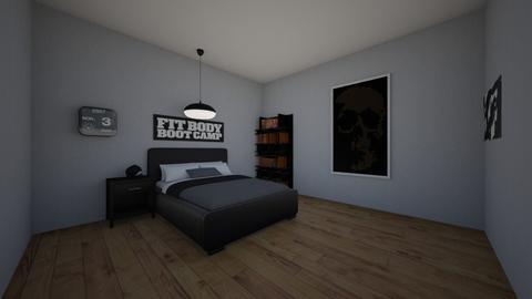 My bedroom 3 - Bedroom - by Deyana Cvetkova