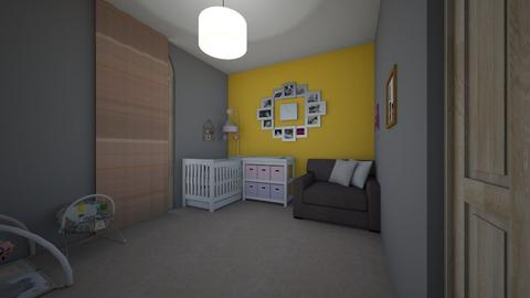 lux - Modern - Kids room - by Ritus13