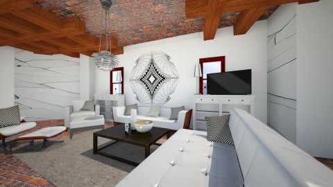 5I1 - Modern - Living room - by Duarte Morgado