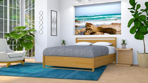 Beach Picture - Modern - Bedroom - by millerfam