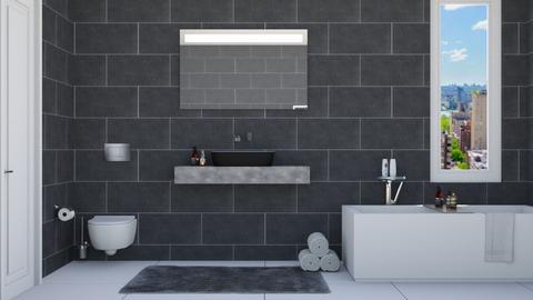 SC Bathroom - Bathroom - by lovedsign