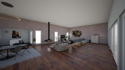6ytgnh - Living room - by TRMVM