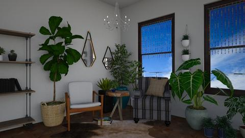 jungle - Living room - by wholesnac