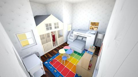 A Kids Life - Kids room - by Rayyan Alkharusi