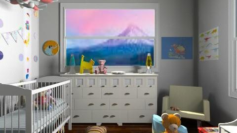 kitv - Kids room - by zozan