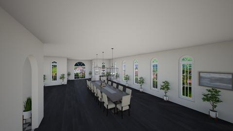 Main Living Area four - Dining room - by Mari_Torrez01