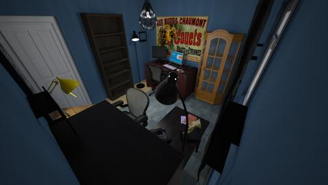 Office - Office - by callmeLadyMoose
