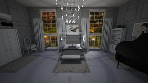 Angeles Selected Bedroom - Bedroom - by alparensie
