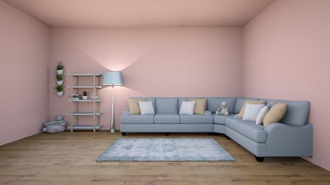 FAMILY LIVING ROOM - Minimal - Living room - by silvitalaestilista