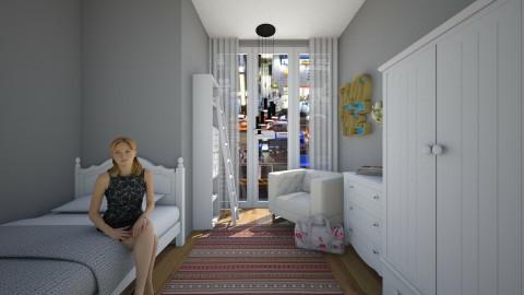 Personal - Bedroom - by Amira Nataysha