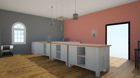 kitchen - Kitchen - by Kaleen Smith
